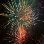 Feuerwerk Rheydt